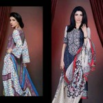 Sana Samia Lawn Vol 2. collection by lala 8