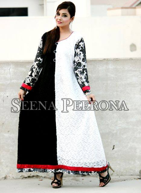 Seena Peerona Formal Summer Wear Collection 2014 for Women 2