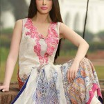 Sobia Nazir Exclusive Summer Wear Lawn Collection 2014 for Women 1