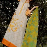 Sobia Nazir Exclusive Summer Wear Lawn Collection 2014 for Women 3