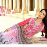 Sobia Nazir Lawn Collection 2014.
