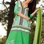 Sobia Nazir embroidered lawn collection 2014 1
