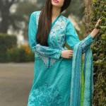 Sobia Nazir embroidered lawn collection 2014 11