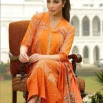 Sobia Nazir embroidered lawn collection 2014 12