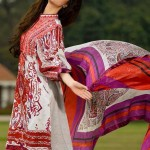 Sobia Nazir embroidered lawn collection 2014 4