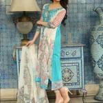 Sobia Nazir embroidered lawn collection 2014 8