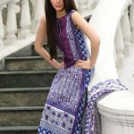 Sobia Nazir embroidered lawn collection 2014 9