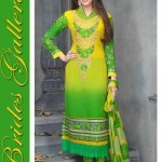 Stunning Faux Georgette Suits. collection 2014 1