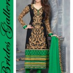 Stunning Faux Georgette Suits. collection 2014 2