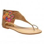 Stylo Shoes High Heel Sandals Summer Collection 2014 For Women (3)