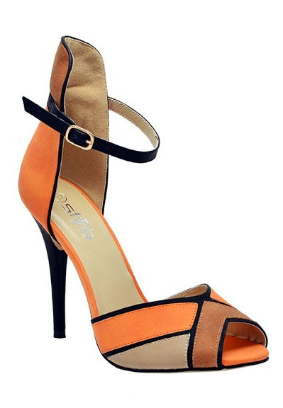 Stylo Shoes High Heel Sandals Summer Collection 2014 For Women (6)
