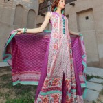 Subhata Print 2014 Spring Collection by Shariq Textile 1
