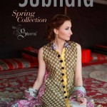 Subhata Print Spring Collection 2014 27