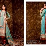 Unique Crinkle Chiffon Lawn Collection 2014 Vol-1 By Ajwa Textile. 13