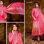 Unique Crinkle Chiffon Lawn Collection 2014 Vol-1 By Ajwa Textile. 14