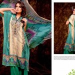 Unique Crinkle Chiffon Lawn Collection 2014 Vol-1 By Ajwa Textile. 6