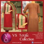 VS Textile Mills Designer Series Lawn Summer VOL-2. 1