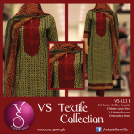 VS Textile Mills Designer Series Lawn Summer VOL-2. 4