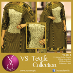 VS Textile Mills Designer Series Lawn Summer VOL-2. 4d