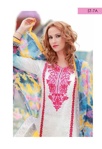 Zardozi by Shariq Textile 2014. 11