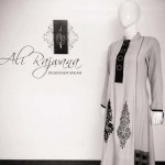 Ali Rajwana Summer Dresses 2014 For Girls 1