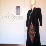 Ali Rajwana Summer Dresses 2014 For Girls 2