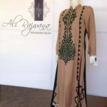Ali Rajwana Summer Dresses 2014 For Girls 3