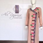 Ali Rajwana Summer Dresses 2014 For Girls 4