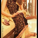 Anum Mansoor Formal Dresses 2014 For Summer 1