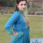 Barira Collection Summer Dresses 2014 For Women