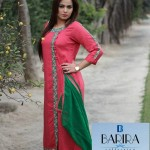 Barira Collection Summer Dresses 2014 For Women 3