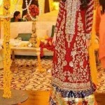 Bridal mehndi dresses collection 2014 10