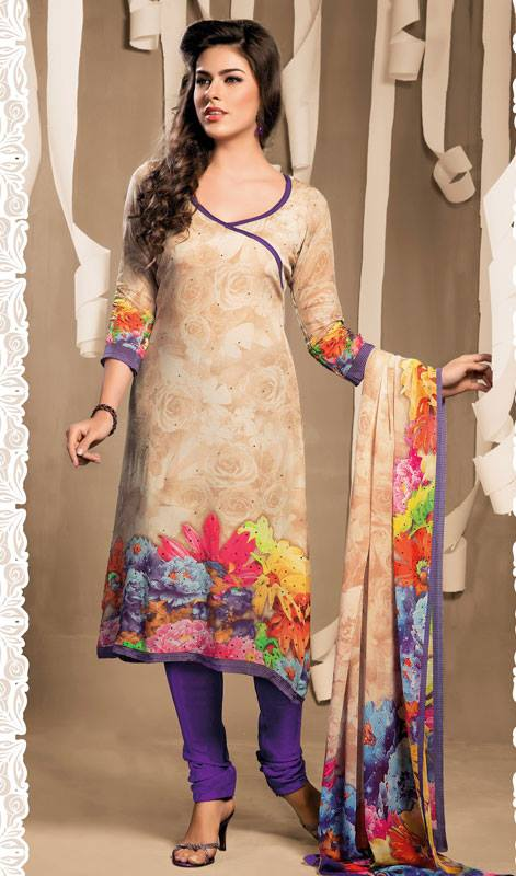 Casual Salwar Kameez. collection 2014 1