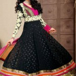 Checkout these Long Party Wear Anarkali Dresses. 1