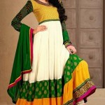 Checkout these Long Party Wear Anarkali Dresses.