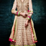 Checkout these Long Party Wear Anarkali Dresses. 4