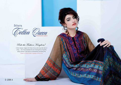 Cotton Queen Lawn 2014 - 2nd Volume.