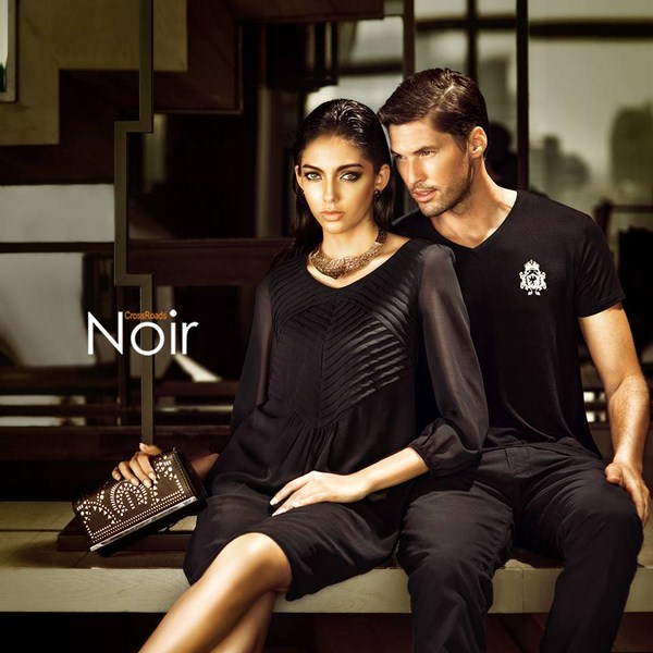 CrossRoads Noir Summer Dresses 2014 For Men And Women 1