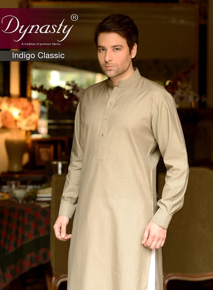 Dynasty Fabrics Menswear Dresses 2014 For Summer