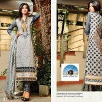 EIZA LAWN PRINT 2014 VOL 1 latest Dresses 13