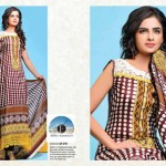 EIZA LAWN PRINT 2014 VOL 1 latest Dresses 14