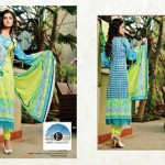 EIZA LAWN PRINT 2014 VOL 1 latest Dresses