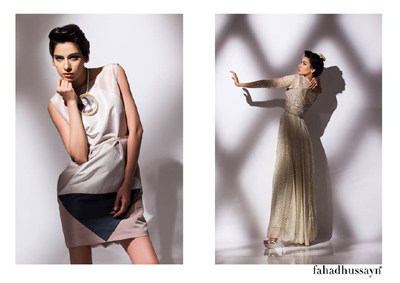 Fahad Hussayn Couture collection 2014 3