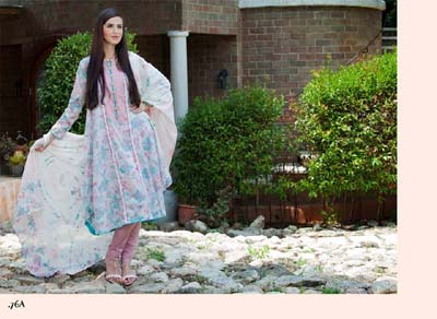 Firdous Collection Lawn 2014-VOL II. 9