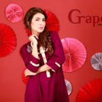 Grapes - Ladies Cotton Kurta collection 2014 1