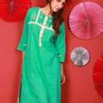 Grapes - Ladies Cotton Kurta collection 2014