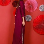 Grapes - Ladies Cotton Kurta collection 2014 7