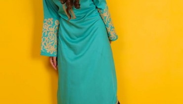 Grapes - Ladies Lawn Kurta collection 2014 1
