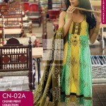 GulAhmed Chunri Collection from Normal Summer 2014 10