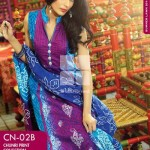 GulAhmed Chunri Collection from Normal Summer 2014 11